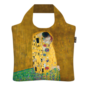 Geanta ecologica, ECOZZ Gustav Klimt - The Kiss