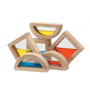 Cuburi cu lichid, joc educativ - PlanToys