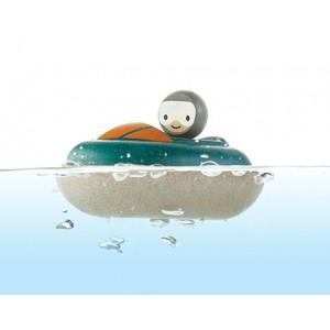 Barcă rapidă - Jucărie de apă PlanToys