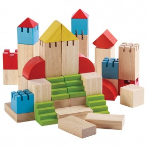Cuburi creative PlanToys